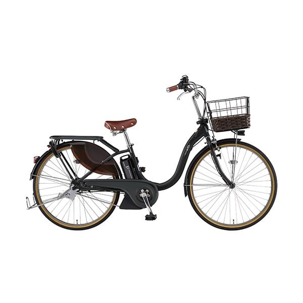 PA26WDX [電動アシスト自転車 With DX 26インチ 12.3Ah Mブラック]