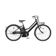 PA26M マットブラック [電動アシスト自転車 PAS Mina(パス ミナ) 26型 内装3段変速 12.3Ah]