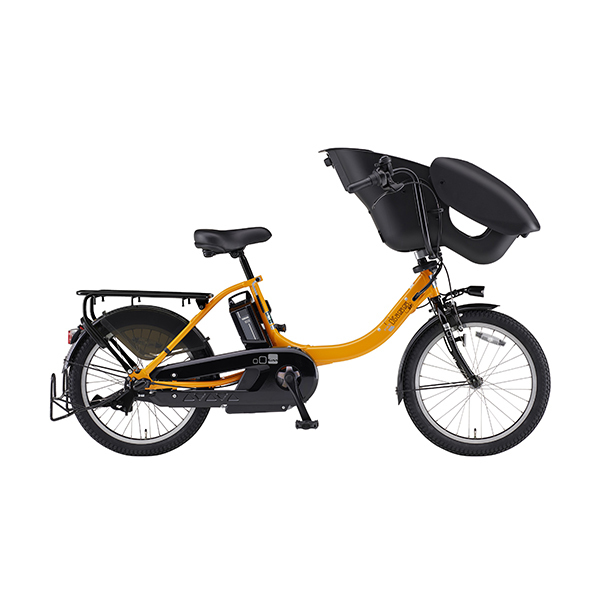 PA20KSP [電動アシスト自転車 PAS Kiss mini un SP(パス キッス ミニ アン スーパー) 20型 内装3段変速 15.4A マリーゴールド]