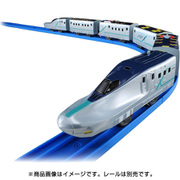 プラレール いっぱいつなごう 新幹線試験車両 ALFA-X アルファエックス