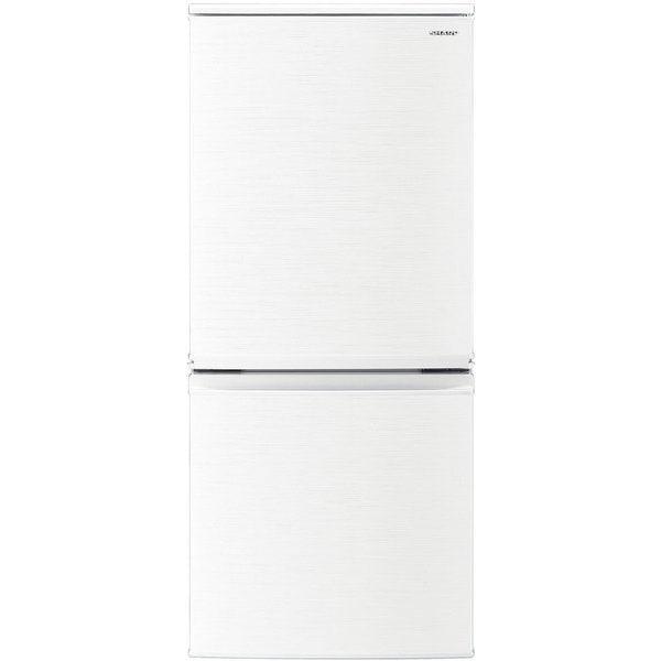 SJ-D14F-W [冷蔵庫 (137L・つけかえどっちもドア) 2ドア ホワイト系]