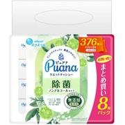 ピュアナ ウエットティシュー 除菌ノンアルコール 詰替 47枚×8P