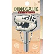 FS4503/KC ダイナソーキーカバー ティラノサウルス骨 [キャラクターグッズ]