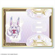 Fate/Grand Order バビロニア ゆらっとアクリルフィギュア デザイン03 フォウ [キャラクターグッズ]