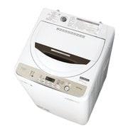 ES-GE6D-T [全自動洗濯機 6.0kg ブラウン系]
