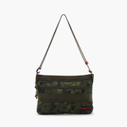 SACOCHE M SL PACKABLE BRM181205 163_TROPIC CAMOUFLAGE [サコッシュ]