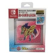 Nintendo Switch専用カードケースカードポケット24  伝説のポケモン