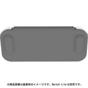 CC-SLFCP-BK [Switch Lite用 フラップカバープラス グレー]