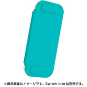 CC-SLFCP-TQ [Switch Lite用 フラップカバープラス ターコイズ]