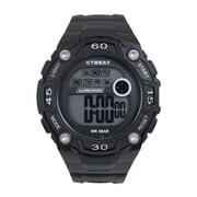 CY15-BK [CYBEAT(サイビート) デジタル時計]