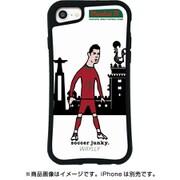 mksjj-set-678-c [iPhone SE(第2世代)/8/7/6s/6 4.7インチ用 WAYLLY-MK サッカージャンキー ジェリーC]