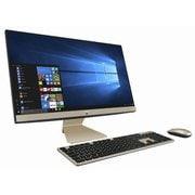 V241FAK-I5HB2019 [ASUS Vivo AiO 23.8型/i5-8265U/DDR4 8GB/SSD 512GB/Windows 10 Home 64bit/Office Home and Business 2019/ワイヤレスキーボード ワイヤレスマウス/ブラック]