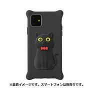 PH19082-CAT [キャラクター付き iPhone11 ケース]