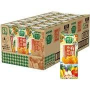 野菜生活100 有田みかんミックス 195ml×24本