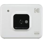 KODAK C300WH [インスタントスクエアカメラプリンター C300 ホワイト]