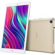 HUAWEI MediaPad M5 lite 8インチ 64GB Wi-Fiモデル [タブレットパソコン Android 9 / Emotion UI 9.0 ゴールド]