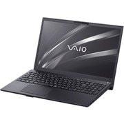 VJS15490111B [VAIO A4ノートパソコン S15/15.6型ワイド/Core i7-9750H/メモリ16GB/HDD1TB+SSD256GB/Windows 10 Home 64ビット/Office Home & Business 2019/日本語配列/ブラック]