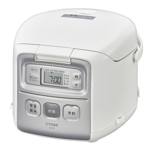 JAI-R552 W [マイコン炊飯器 炊きたて 3合炊き ホワイト]
