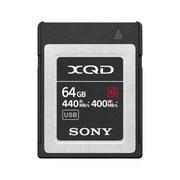 QD-G64F [XQDメモリーカード 64GB]
