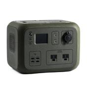 AC50-OD [SmartTap ポータブル電源 PowerArQ 2 500Wh 蓄電池 大容量 非常用電源 車中泊 正弦波(オリーブドラブ)]