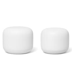 GA00822-JP [Google Nest Wifi ルーターと拡張ポイントパック メッシュネットワーク対応]