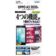 ASH-OPA520 [AFP画面保護フィルム3 光沢 OPPO A5 2020用]