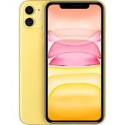 iPhone 11 128GB イエロー SIMフリー [MWM42J/A]