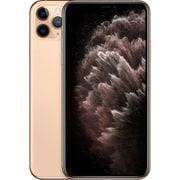 iPhone 11 Pro Max 64GB ゴールド SIMフリー [MWHG2J/A]