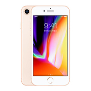 iPhone 8 128GB ゴールド SIMフリー [MX1F2J/A]