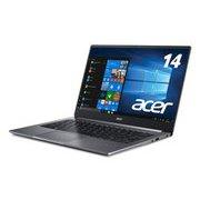SF314-57-F58U/S [Swift 3/Core i5-1035G1/8GB/256GB SSD/ドライブなし/14.0型/Windows 10 Home/日本語配列/スチールグレイ]