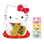 236381 [キティ 縁起物ポチ袋 招き猫]