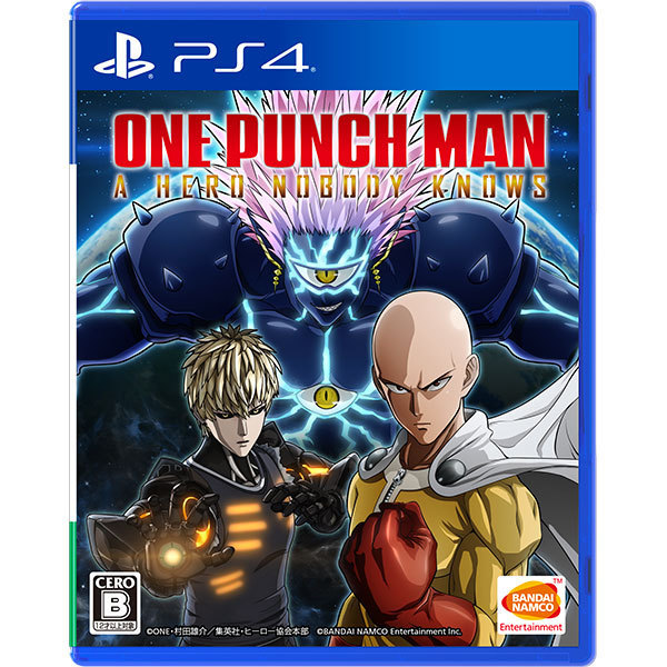 ONE PUNCH MAN A HERO NOBODY KNOW [PS4ソフト]