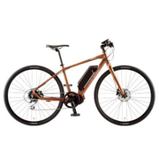 AVIATOR-E(AJ) MATTBRONZE420 [E-Bike(スポーツ電動アシスト自転車) AVIATOR-E 420mm 外装8段変速 LG MATTE BRONZE]