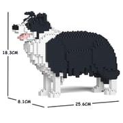 ST19PT28-M01 [犬シリーズ ボーダー・コリー]