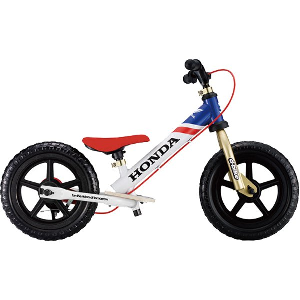 D-bike KIX Honda AL トリコロール [キックバイク]