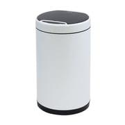 JH-8826 [JAVA MIDY センサービン ステンレス ゴミ箱 12L WH]