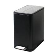 JH-8866 [JAVA YUEYA ペダルビン ステンレス ゴミ箱 20L BK]