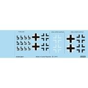 EDUD72016 Fw190A-8 国籍マークデカール エデュアルド用 [1/72スケール デカール]