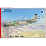 SH72410 イスラエル・S.O.4050 ボートゥールIIN 全天候戦闘機 [1/72スケール プラモデル]