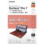 TB-MSP7FLFANG [Surface Pro7/Pro6/Surface Pro 2017年モデル/保護フィルム/防指紋/光沢]