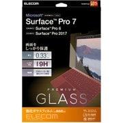 TB-MSP7FLGG [Surface Pro 7/Surface Pro 6/Surface Pro 第5世代/Surface Pro 4用 ガラスフィルム 0.33mm]