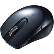 MA-BTBL171BK [Bluetooth 4.0 ブルーLEDマウス(5ボタン・左右対称)]