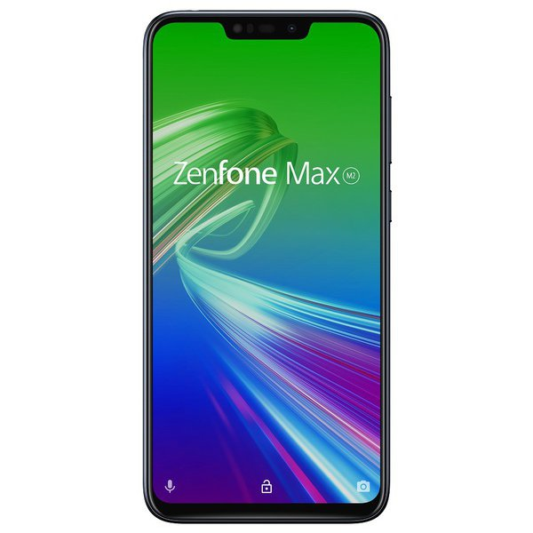 ZB633KL-BK64S4 [ZenFone Max (M2) Series SIMフリースマートフォン 64GBモデル ミッドナイトブラック]