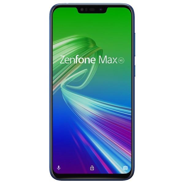 ZB633KL-BL64S4 [ZenFone Max (M2) Series SIMフリースマートフォン 64GBモデル スペースブルー]