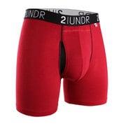 2U01BB.006.XL [Swing Shift Boxer 6インチ Red/Red XLサイズ]
