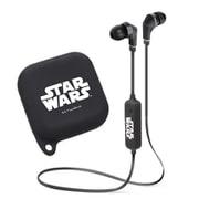 PG-BTE1SD07SW [Bluetooth 4.1搭載 ワイヤレスステレオイヤホン シリコンポーチ付き ロゴ/ブラック]