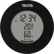TT-585-BK [デジタル温湿度計 ブラック]