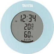 TT-585-BL [デジタル温湿度計 ライトブルー]