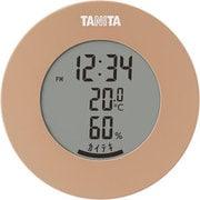TT-585-BR [デジタル温湿度計 ライトブラウン]