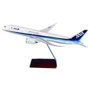 NH00104 1/100 787-9 JA921A WiFiレドーム [ABS飛行機]